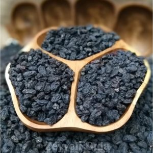 Çekirdeksiz Siyah Üzüm ( 1 Kg )